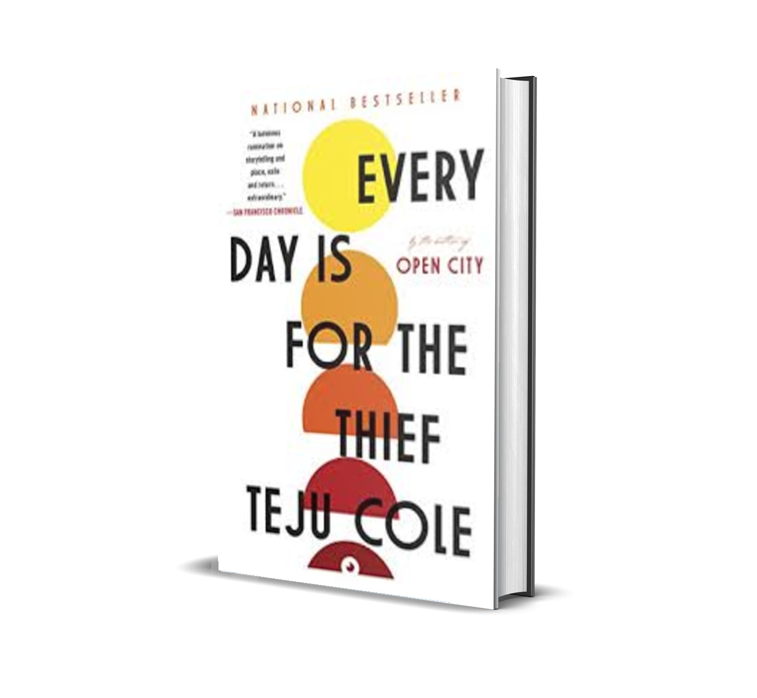Everyday is for the thief- teju cole