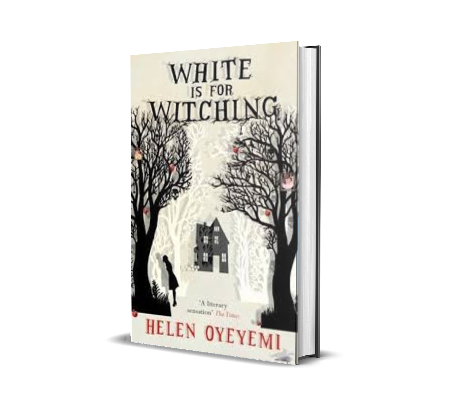 White is for witching- helen oyeyemi
