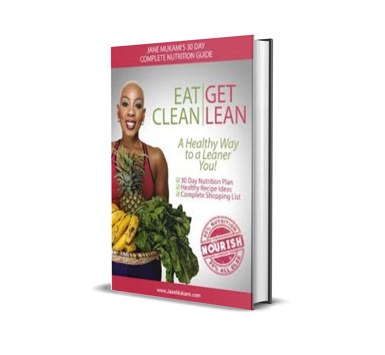 Eat clean get lean jane mukami