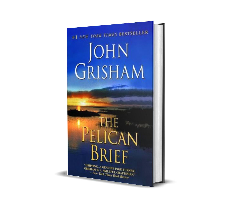 THE E PELICAN BRIEF JOHN GRISHAM