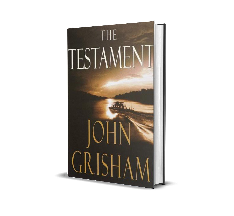 THE TESTAMENT- JOHN GRISHAM