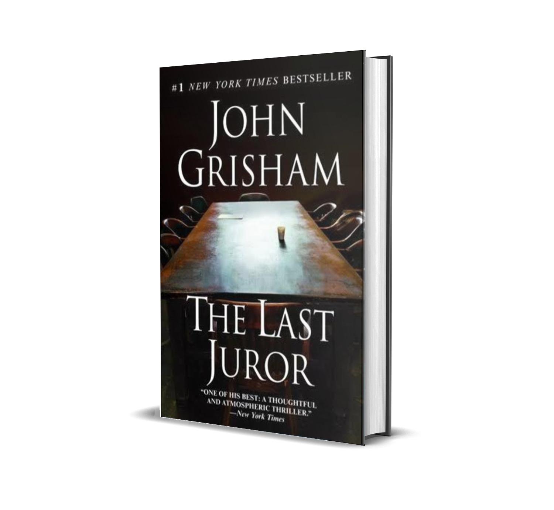 THE LAST JUROR- JOHN GRISHAM