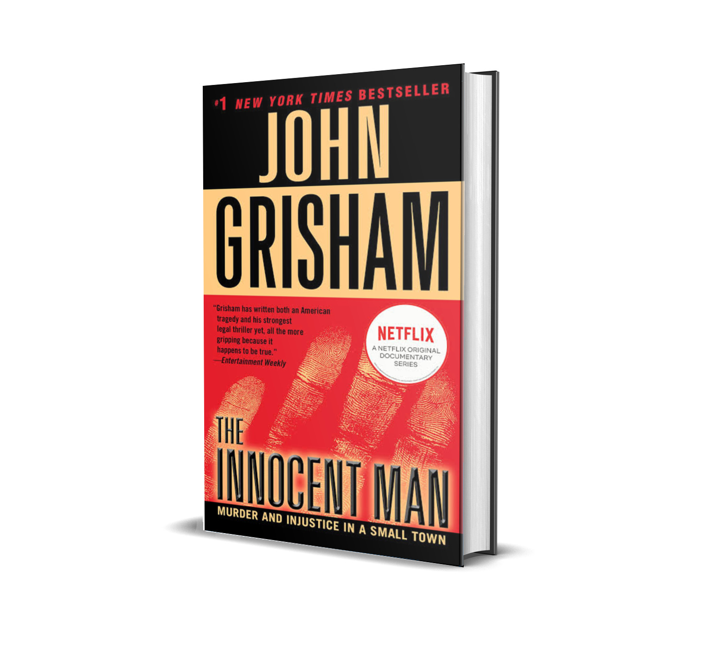 THE INNOCENT- MAN JOHN GRISHAM