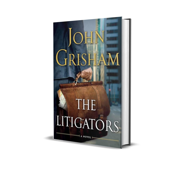 THE LITIGATORS- JOHN GRISHAM