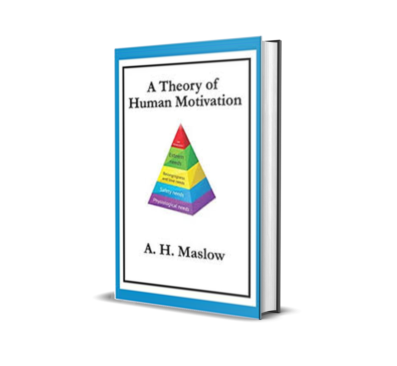 A theory of human motivation-abraham maslow