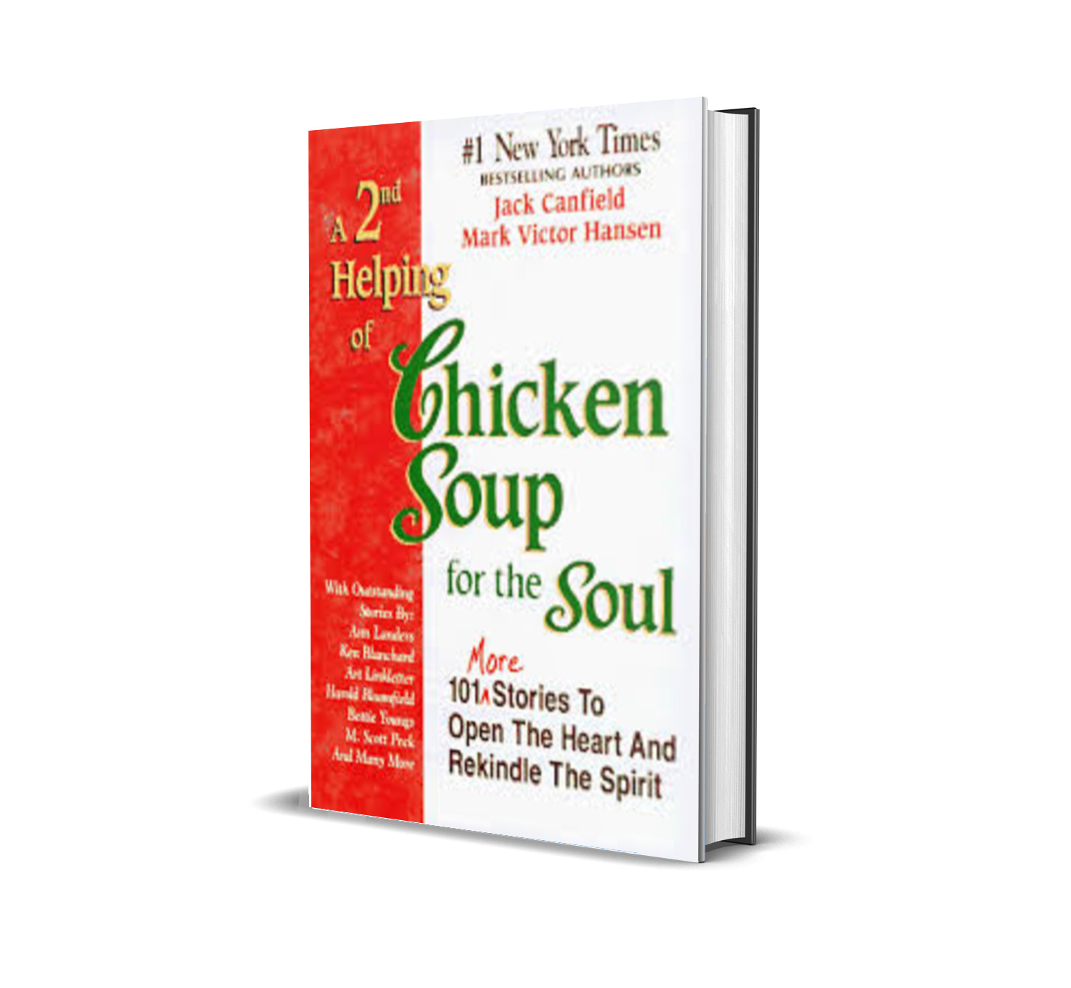 A second helping of soup for the soul-Jack Canfield