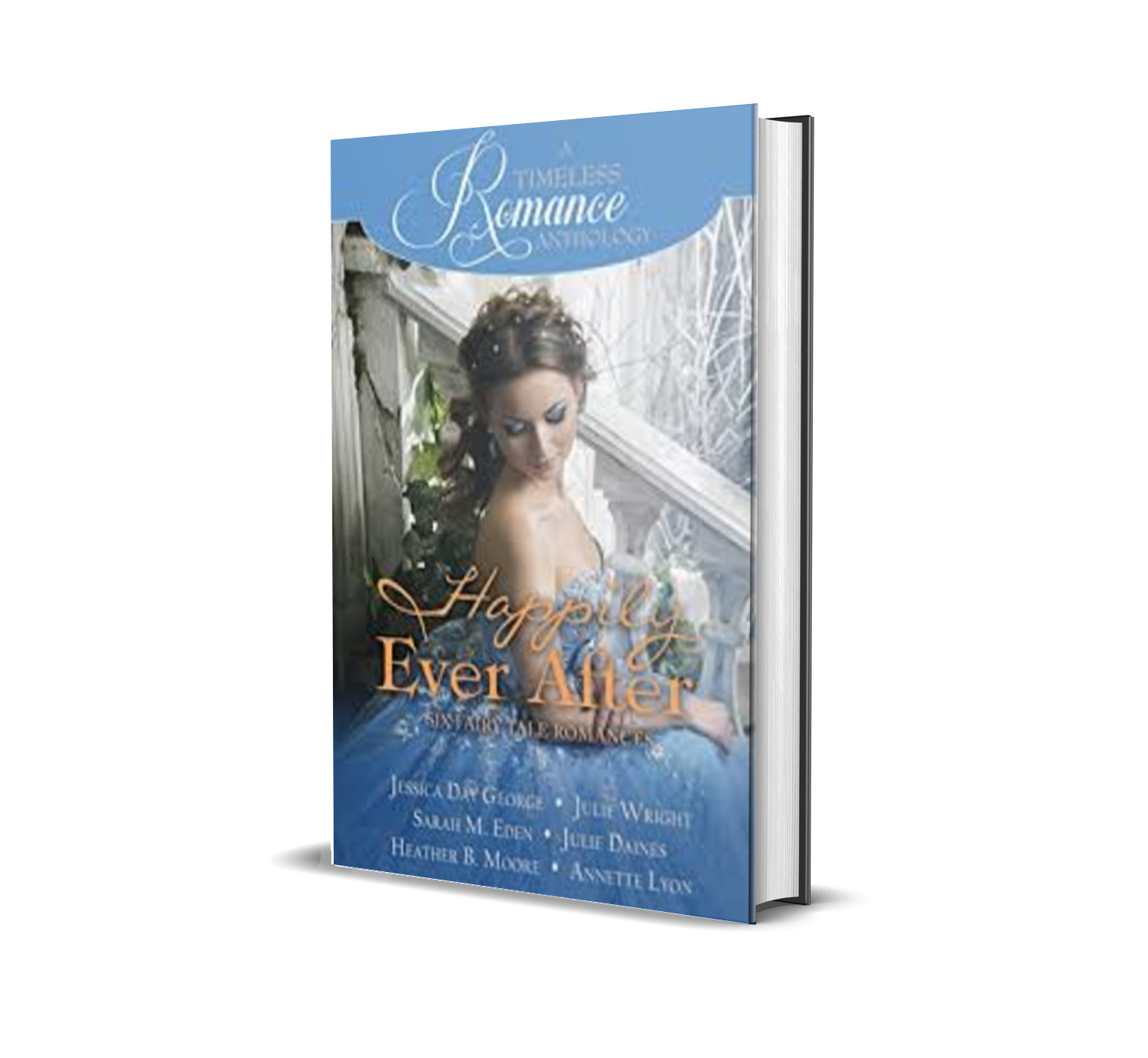 Happly ever after(a timeless romance anthology)-Jessica day George