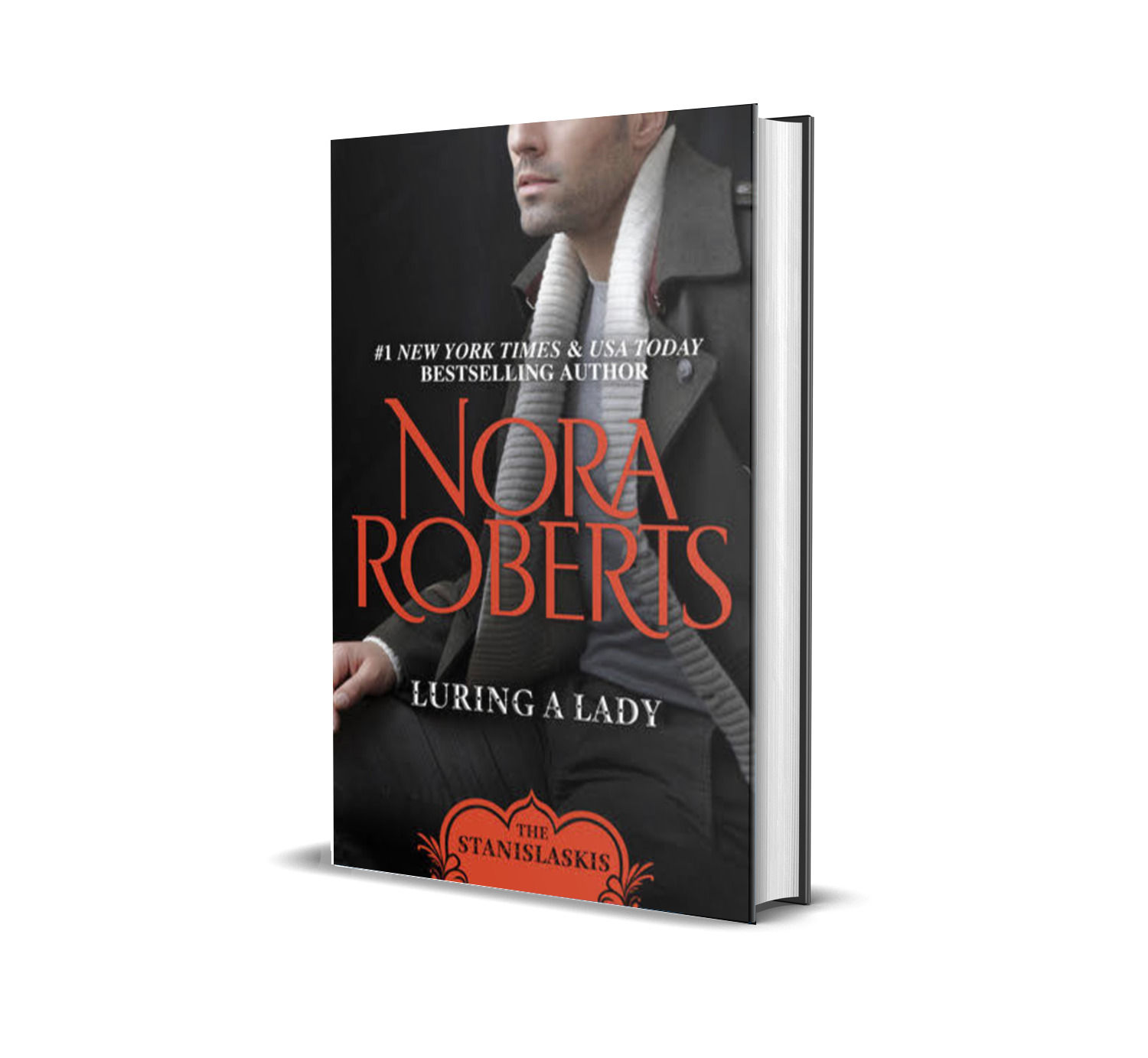 LURING A LADY NORA ROBERTS