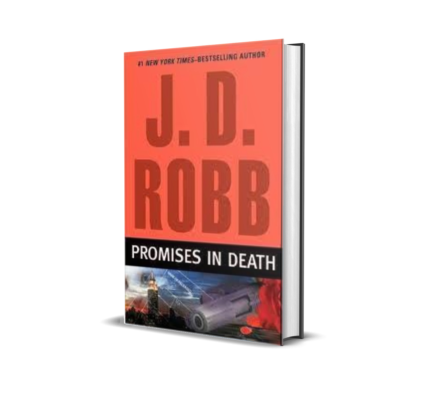 PROMISES IN DEATH NORA ROBERTS