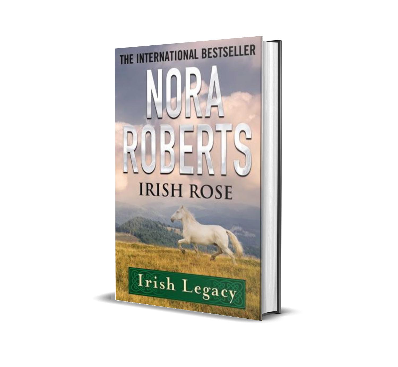 IRISH ROSE NORA ROBERTS