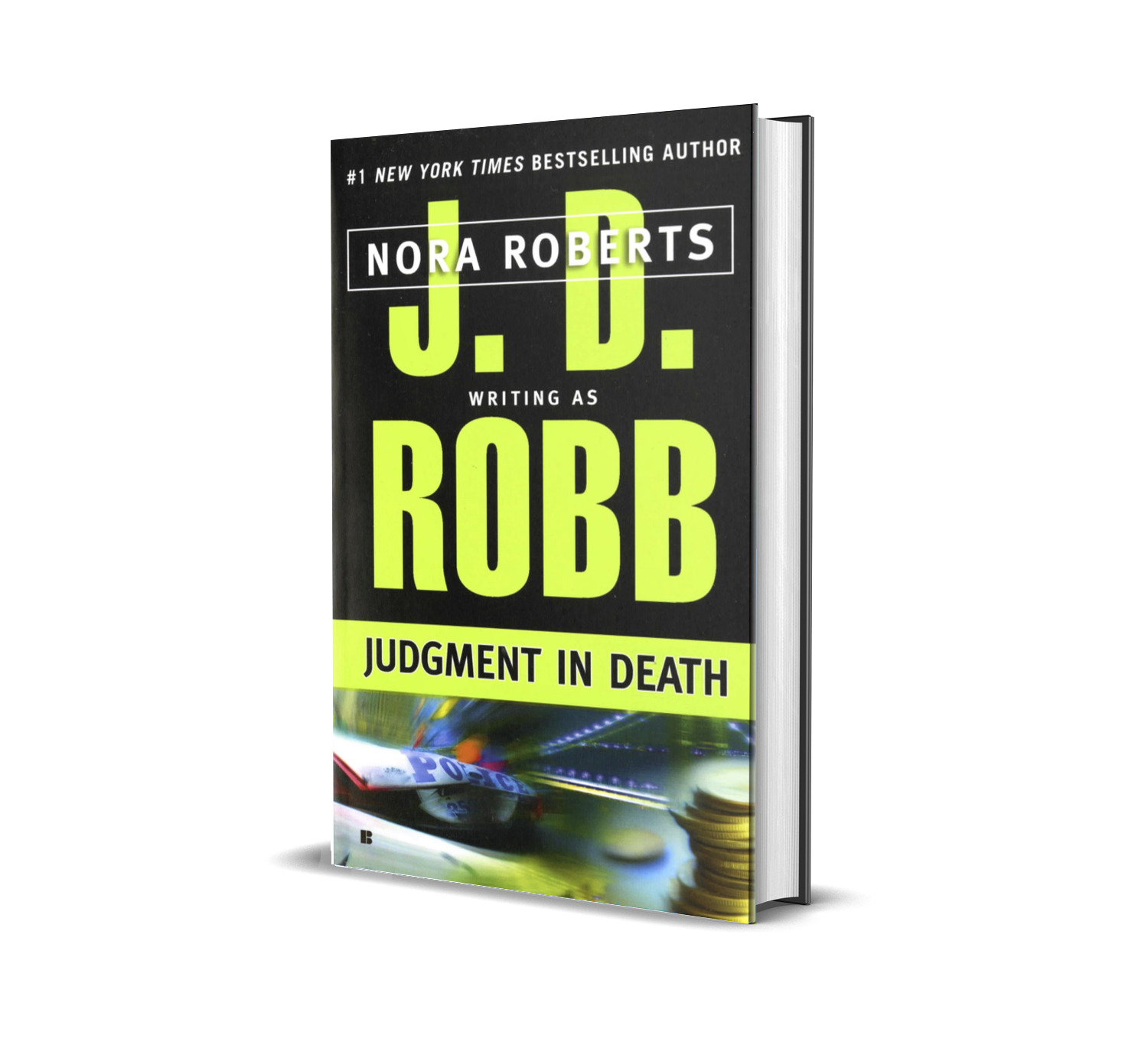 JUDGMENT IN DEATH NORA ROBERTS