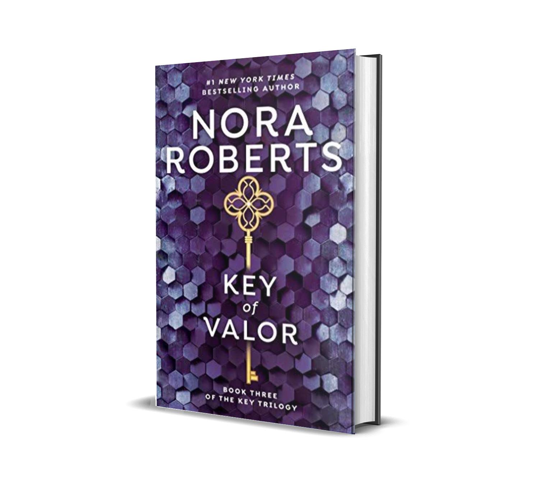 KEY OF VALOR NORA ROBERTS