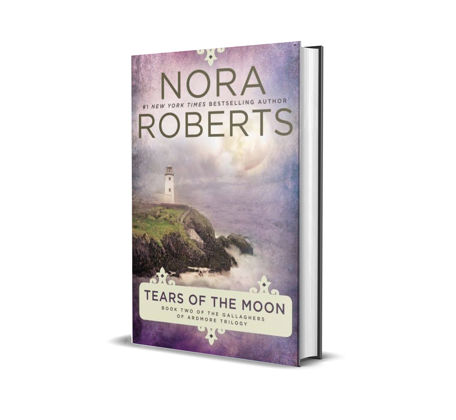 TEARS OF THE MOON NORA ROBERTS