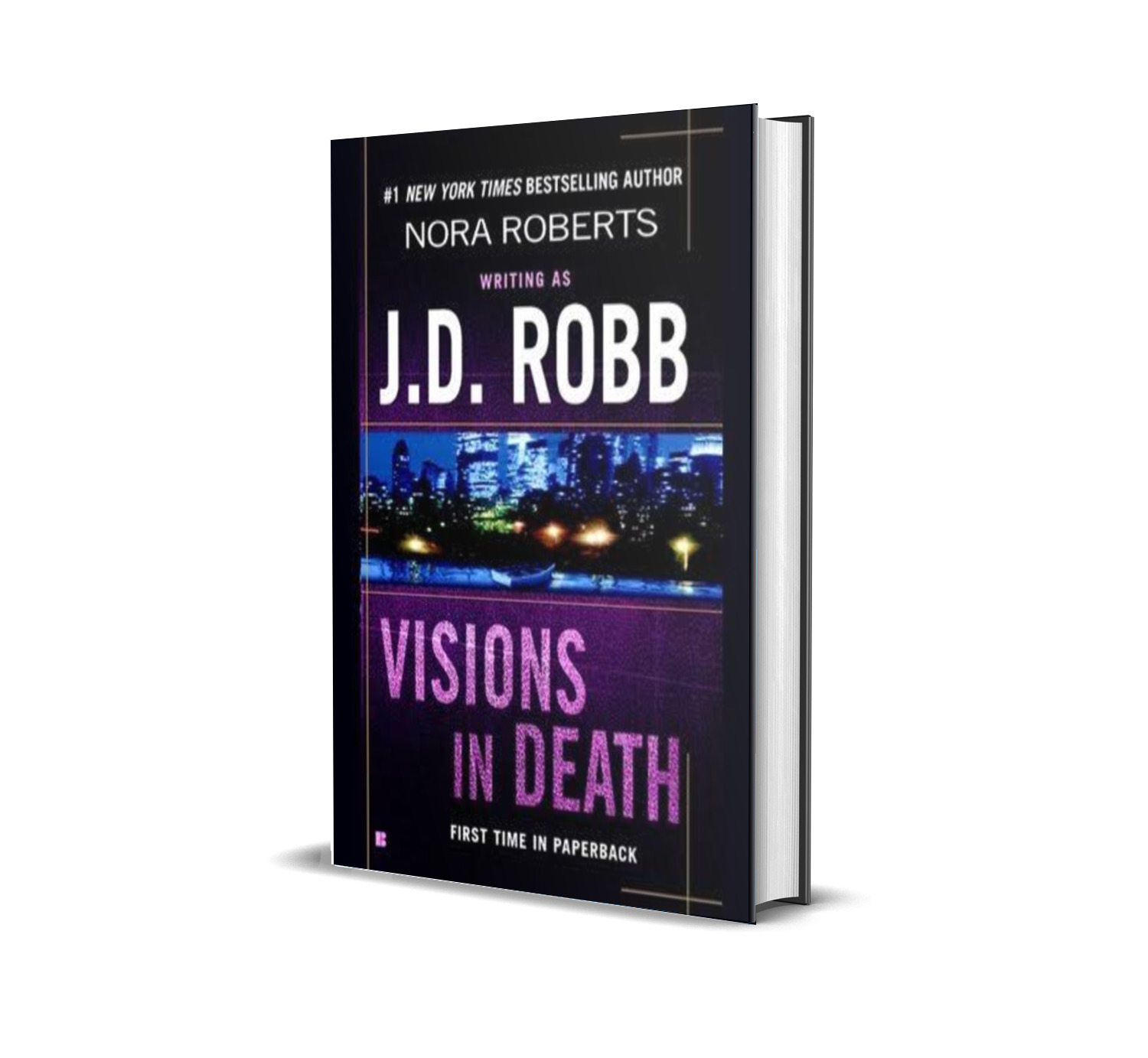 VISIONS IN DEATH NORA ROBERTS