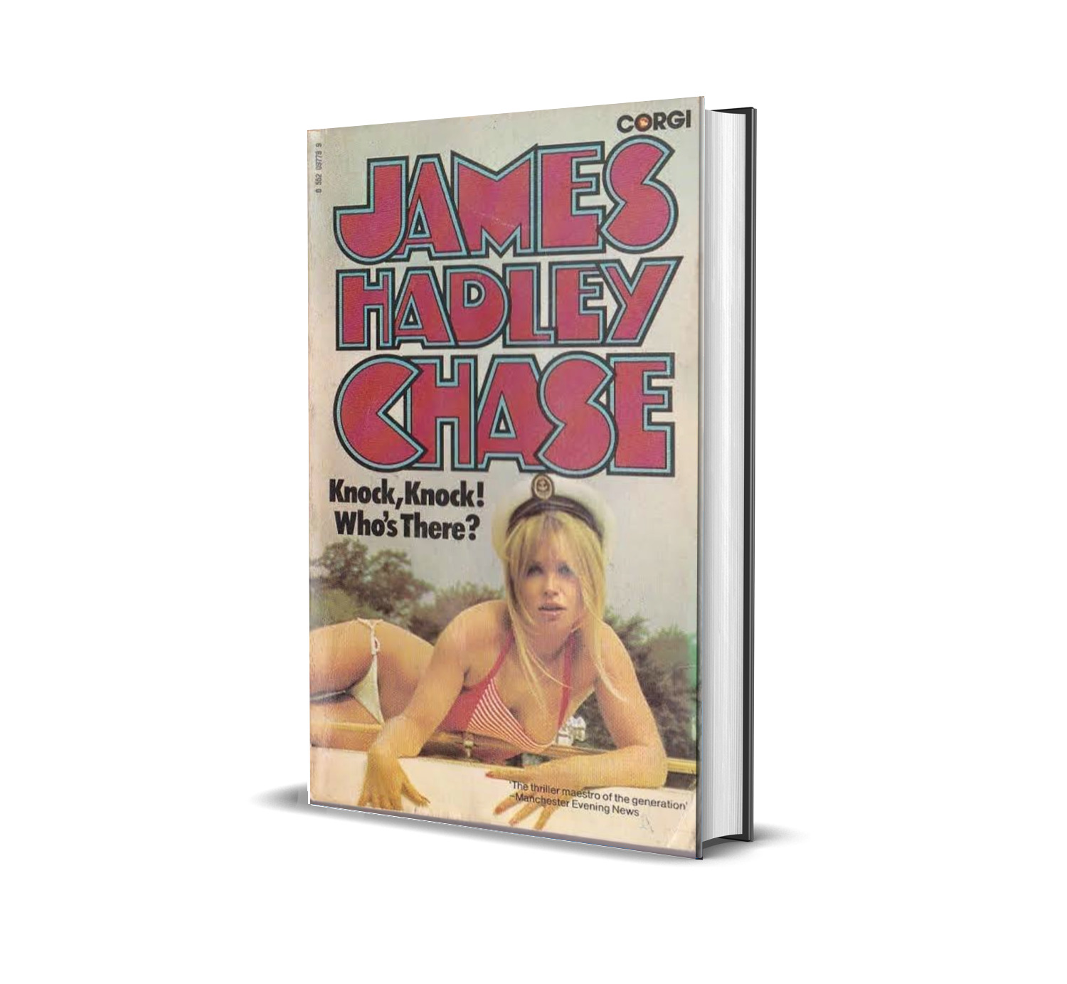 KNOCK KNOCK WHO'S THERE JAMES HADLEY CHASE