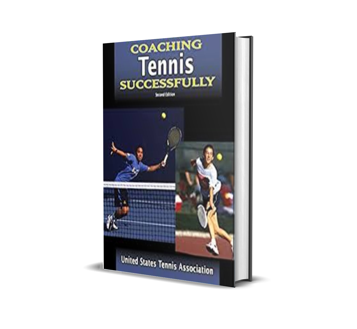 COACHING TENNIS SUCCESFULLY-United States Tennis Association
