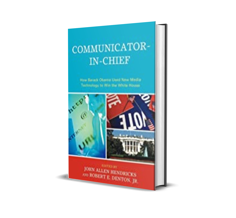 Communicator-in-chief JOHN ALLEN HENDRICK