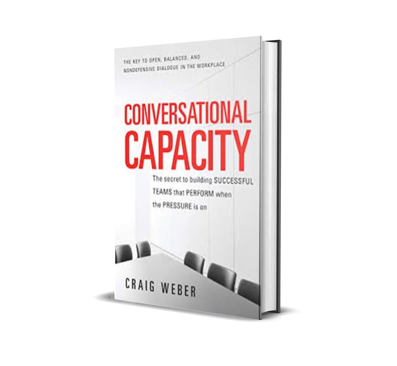 Conversational Capacity - Craig Weber