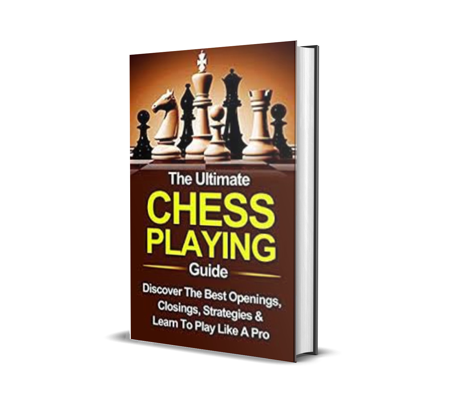 CHESS The Ultimate Chess Playing Guide-Terence North