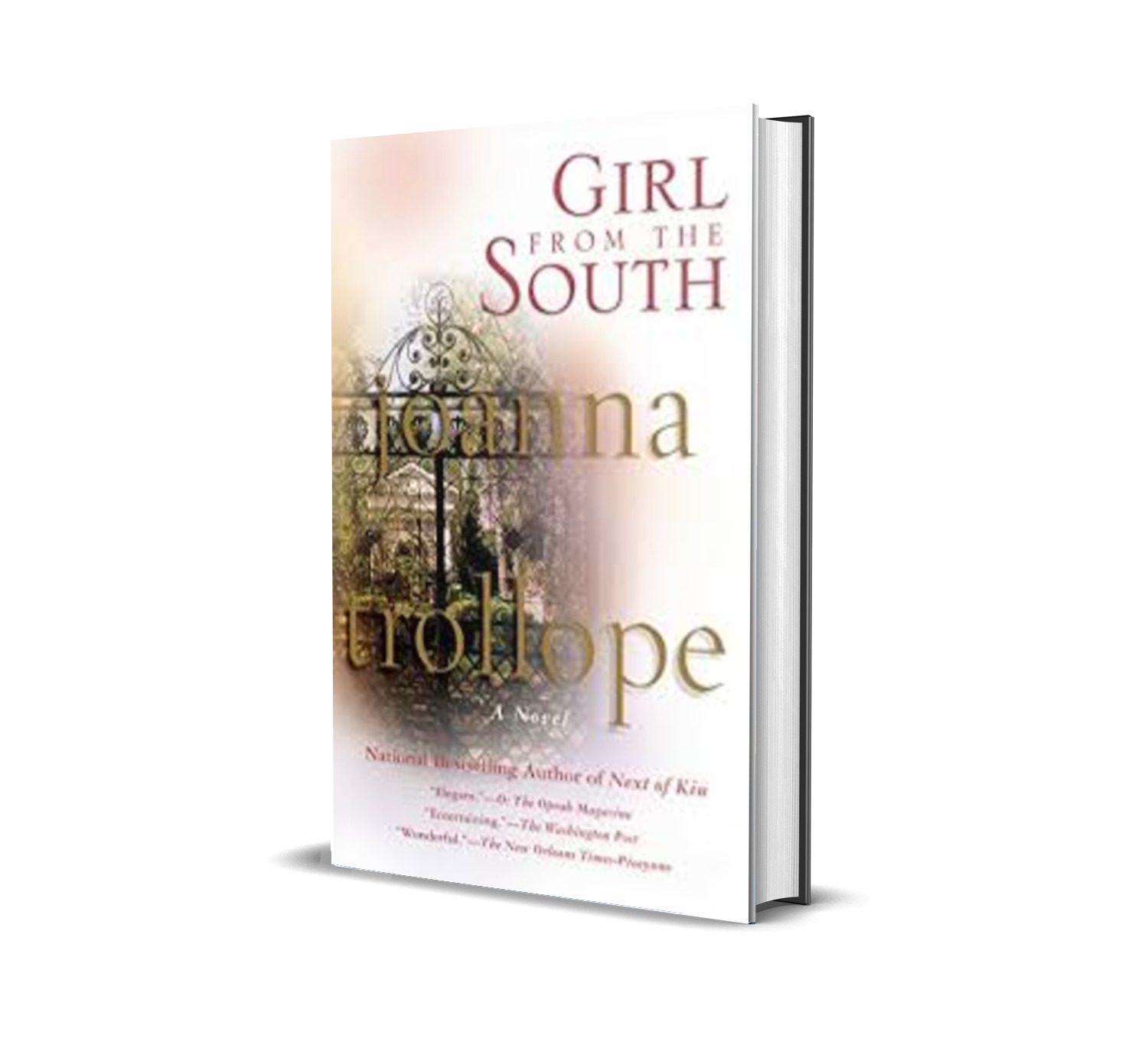 Girl from South - joanna trollope