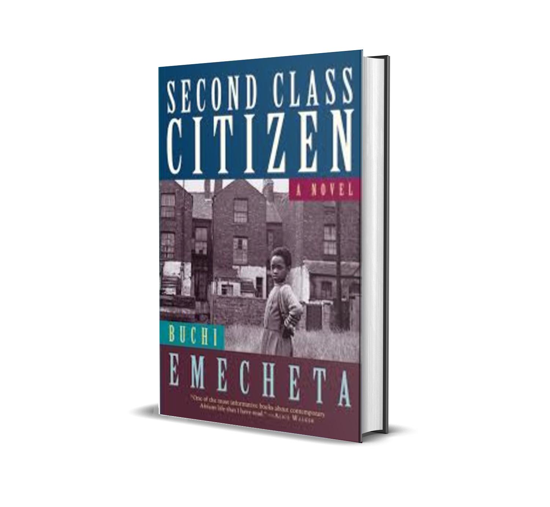 Second class citizen - buchi emecheta
