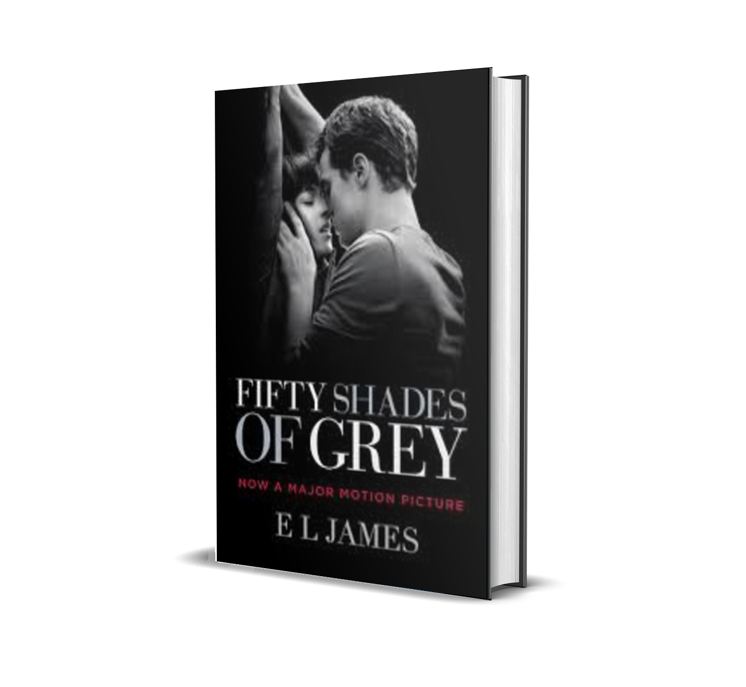 FIFTY SHADES OF GREY- E.L James