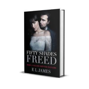 FIFTY SHADES FREED- E.L James