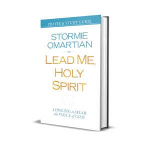 LEAD ME HOLY SPIRIT - STORMIE OMARTIAN