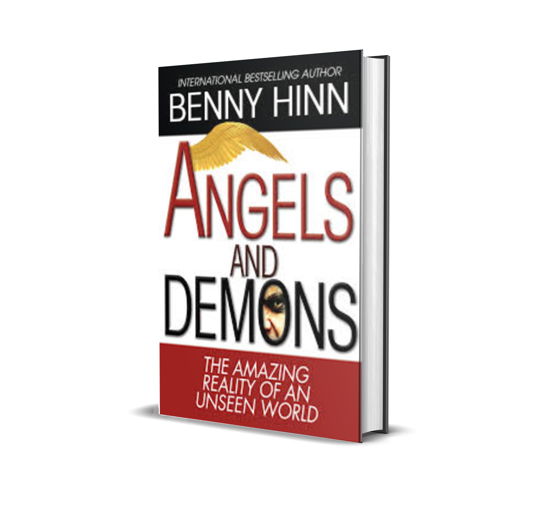 ANGELS AND DEMONS - BENNY HINN