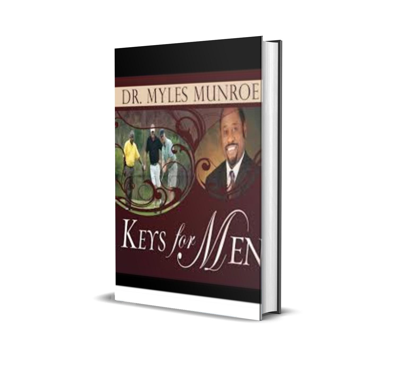 KEYS FOR MEN MYLES MUNROE