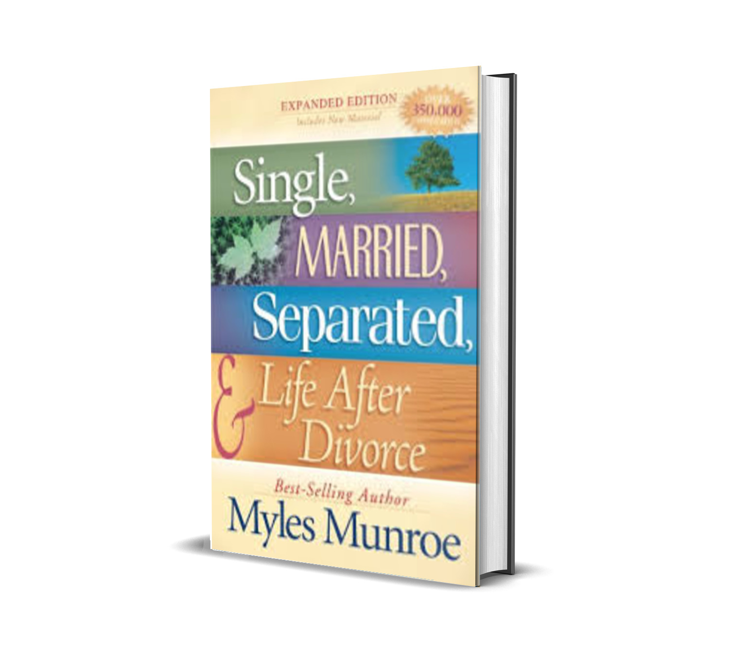 SINGLE, MARRIAGE, SEPARATED AND LIFE AFTER DIVORCE - MYLES MUNROE
