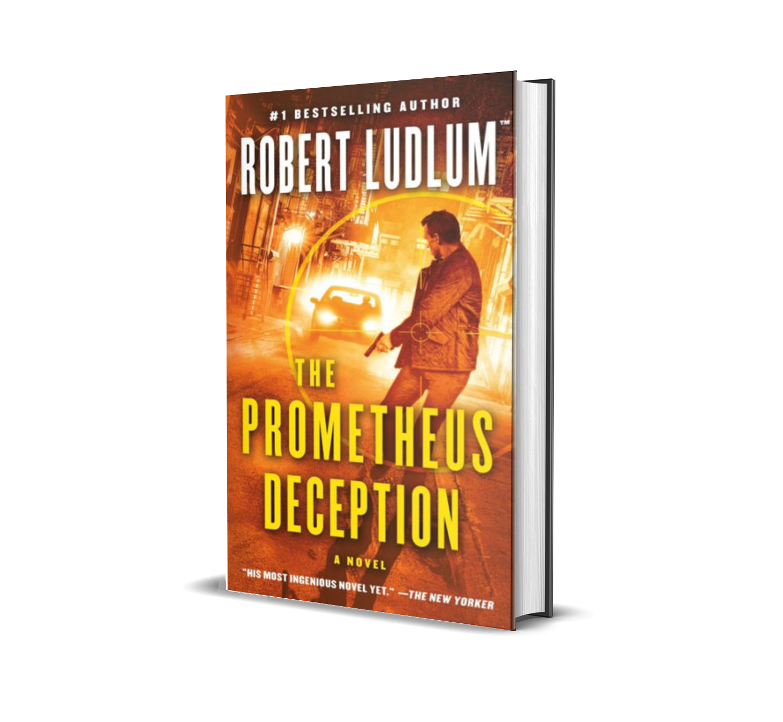 The Prometheus deception Robert Ludlum