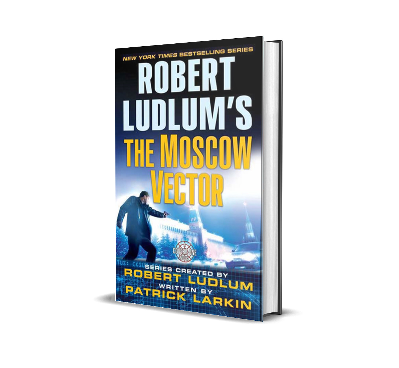 Moscow Vector- Robert Ludlum
