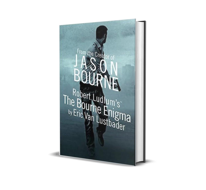 The Bourne enigma- Robert Ludlum