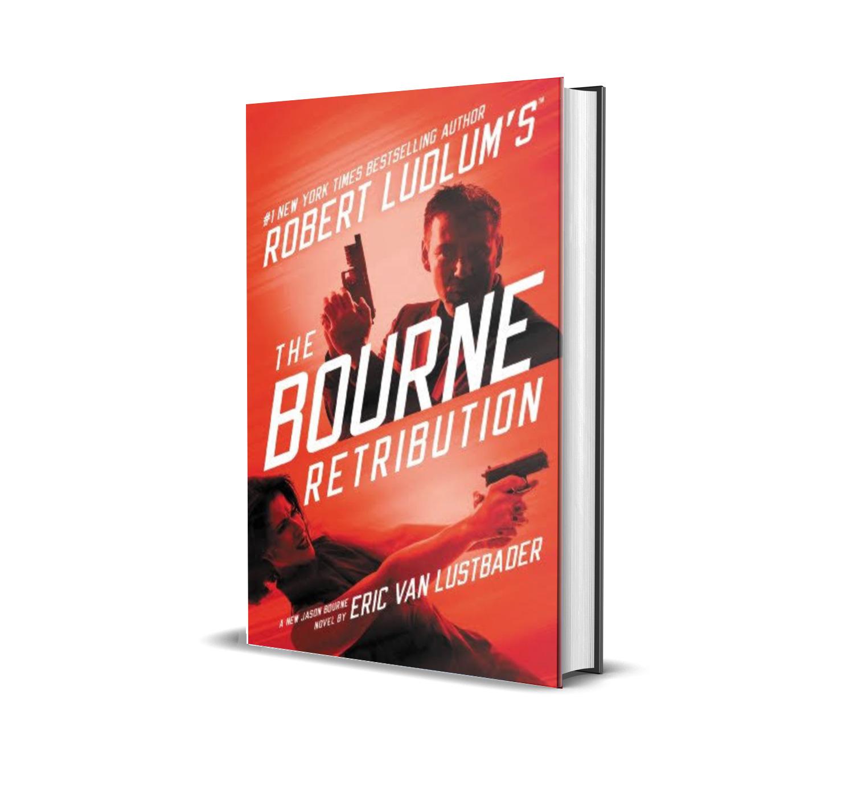 The Bourne retribution- Robert Ludlum