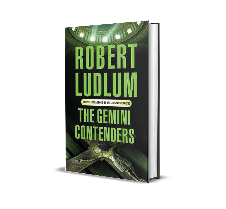 The gemini contenders- Robert Ludlum