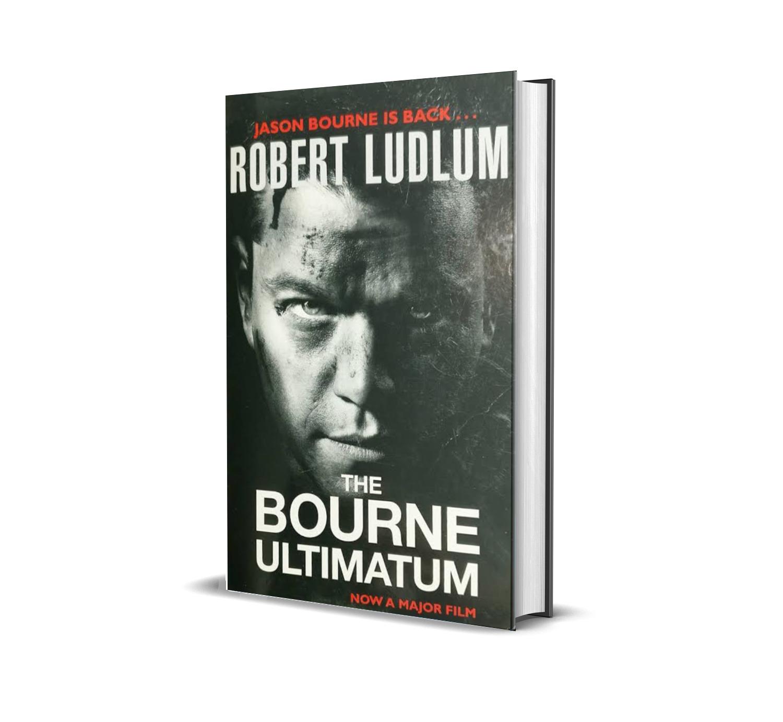 The Bourne ultimatum- Robert Ludlum