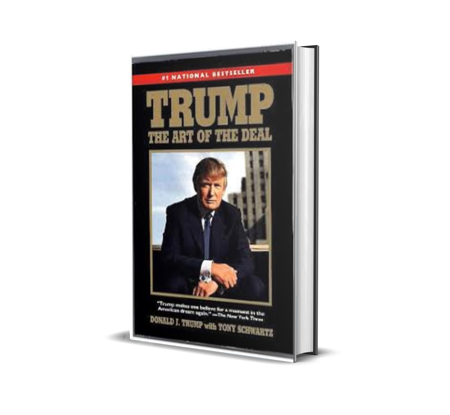 THE ART OF THE DEAL - DONALD TRUMP