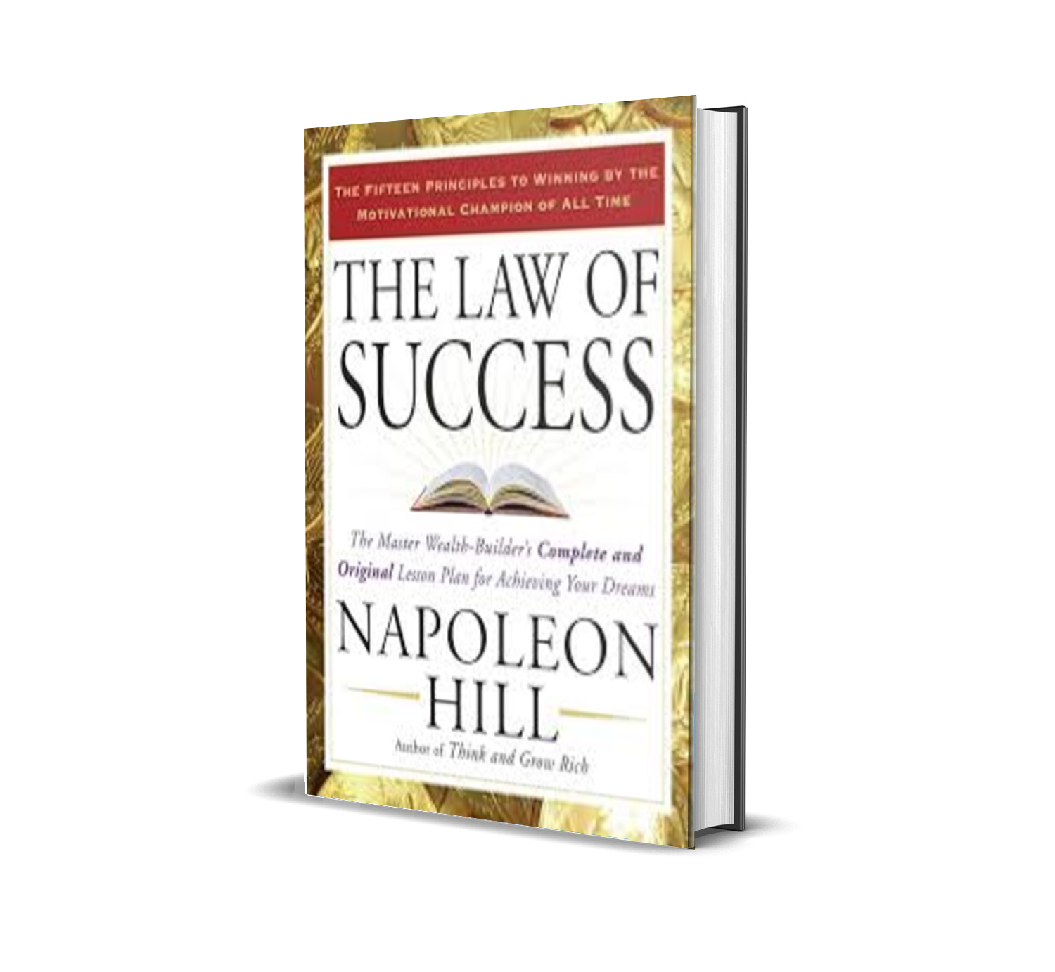 THE LAWS OF SUCCESS - NAPOLEON HILL