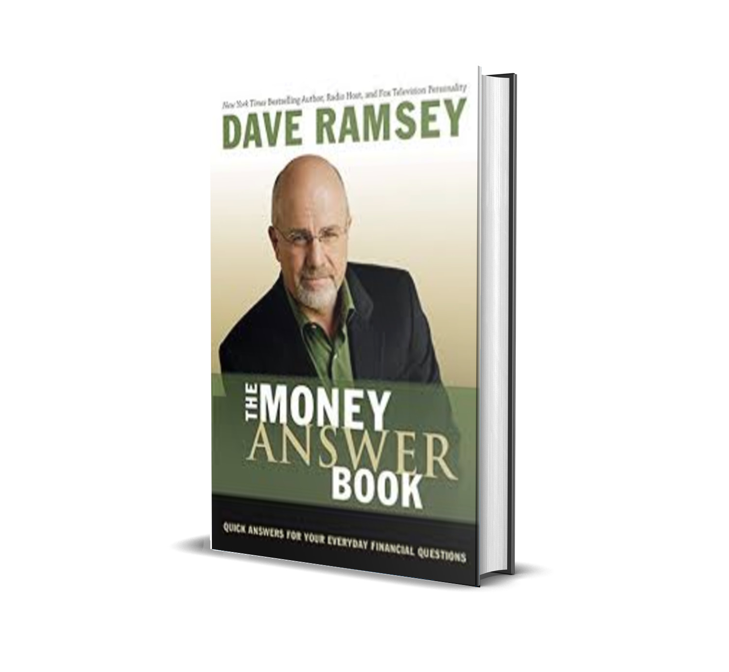 THE MONEY ANSWER BOOK - DAVE RAMSEY