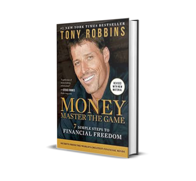 MONEY : MASTER THE GAME - TONY ROBBINS