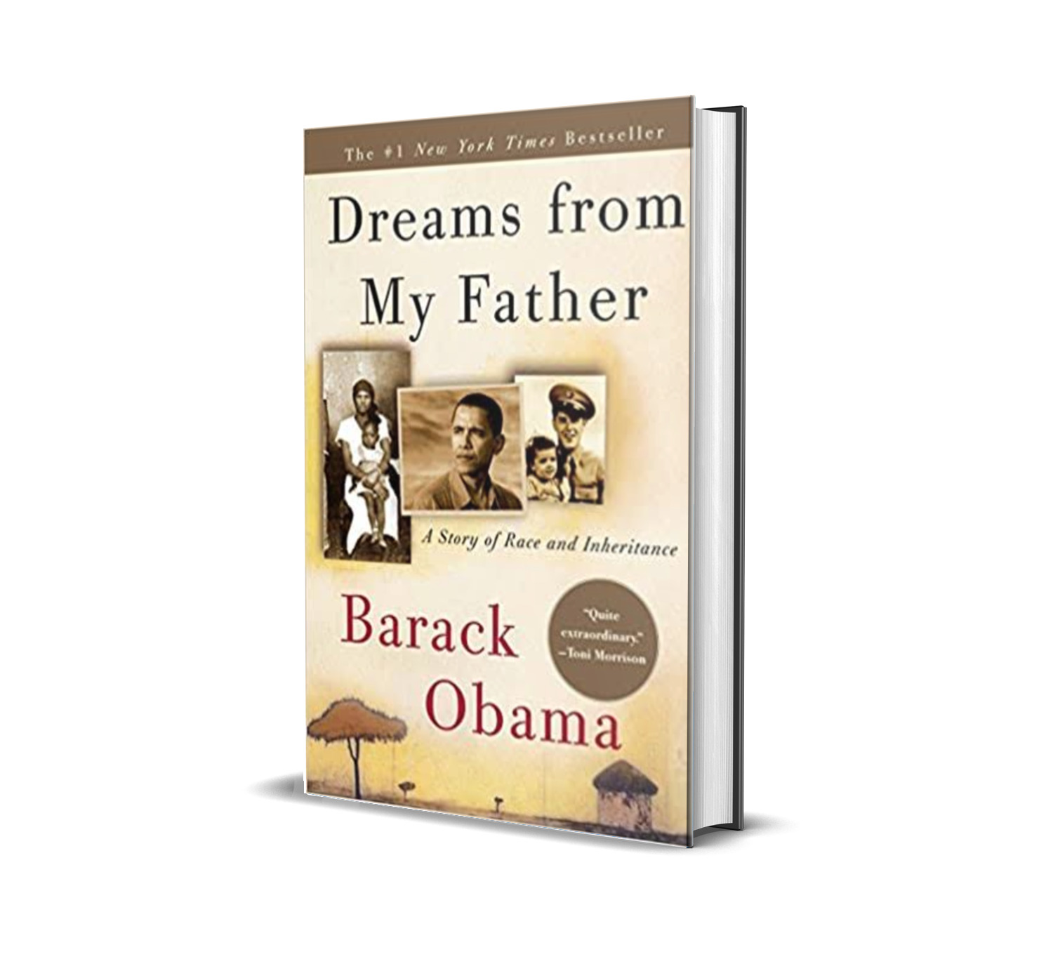 Dreams from my father- Barack Obama