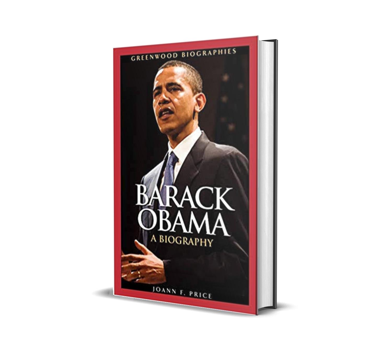 Barack Obama a biography- Joann Price