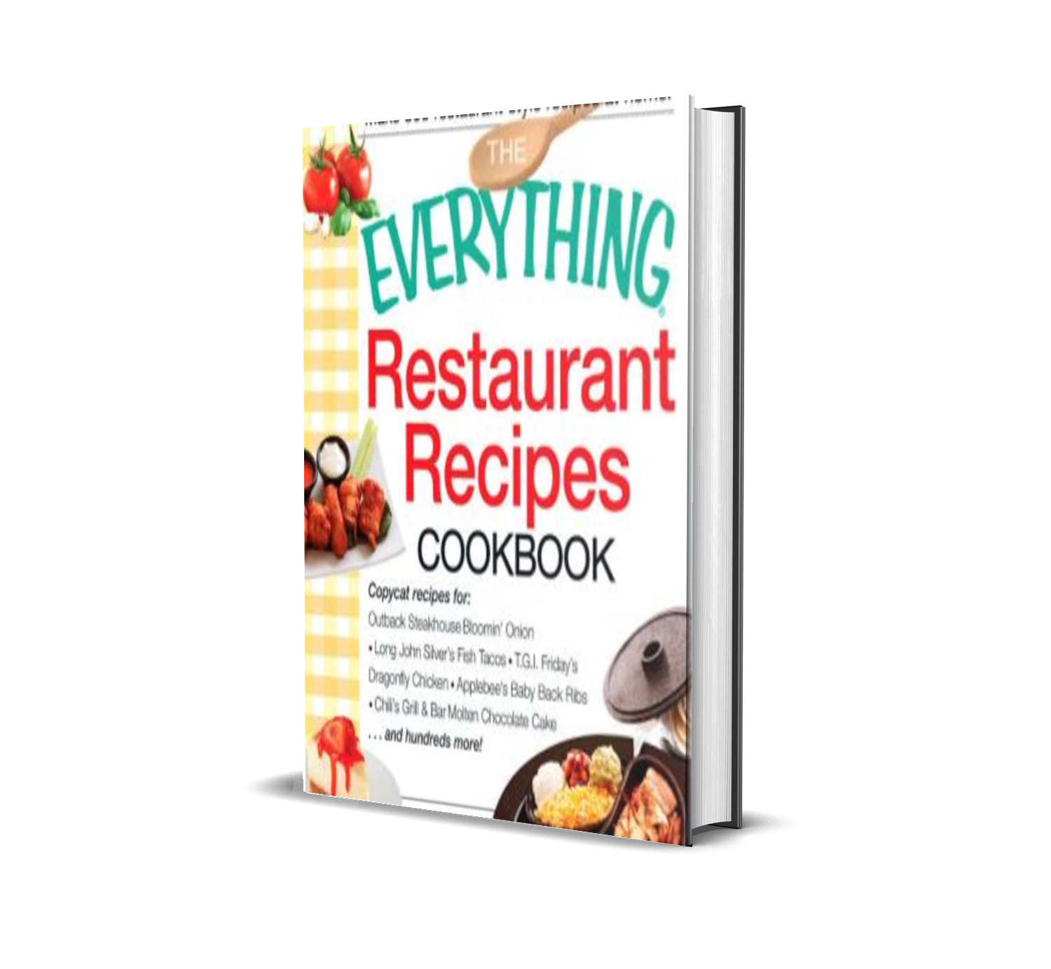 THE EVERYTHING RESTAURANT RECIPES
