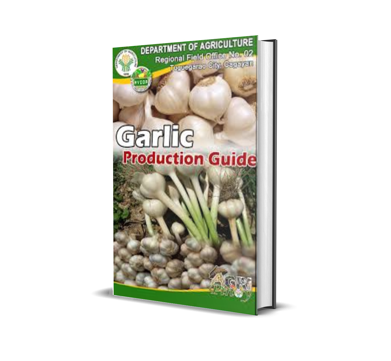 GARLIC PRODUCTION GUIDE