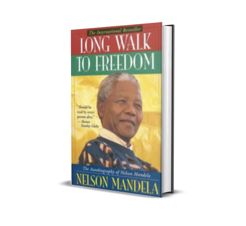 LONG WALK TO FREEDOM (nelson mandela's autobiography)