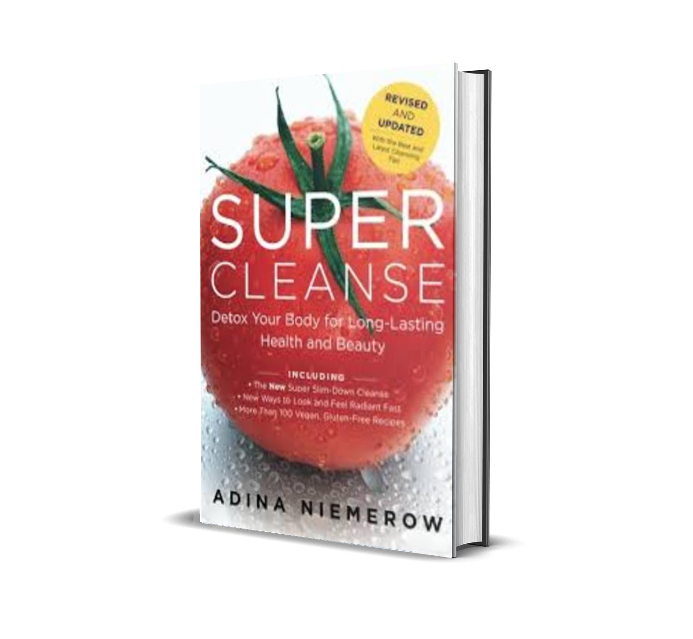 SUPER CLEANSE DETOX - Adina Niemerow