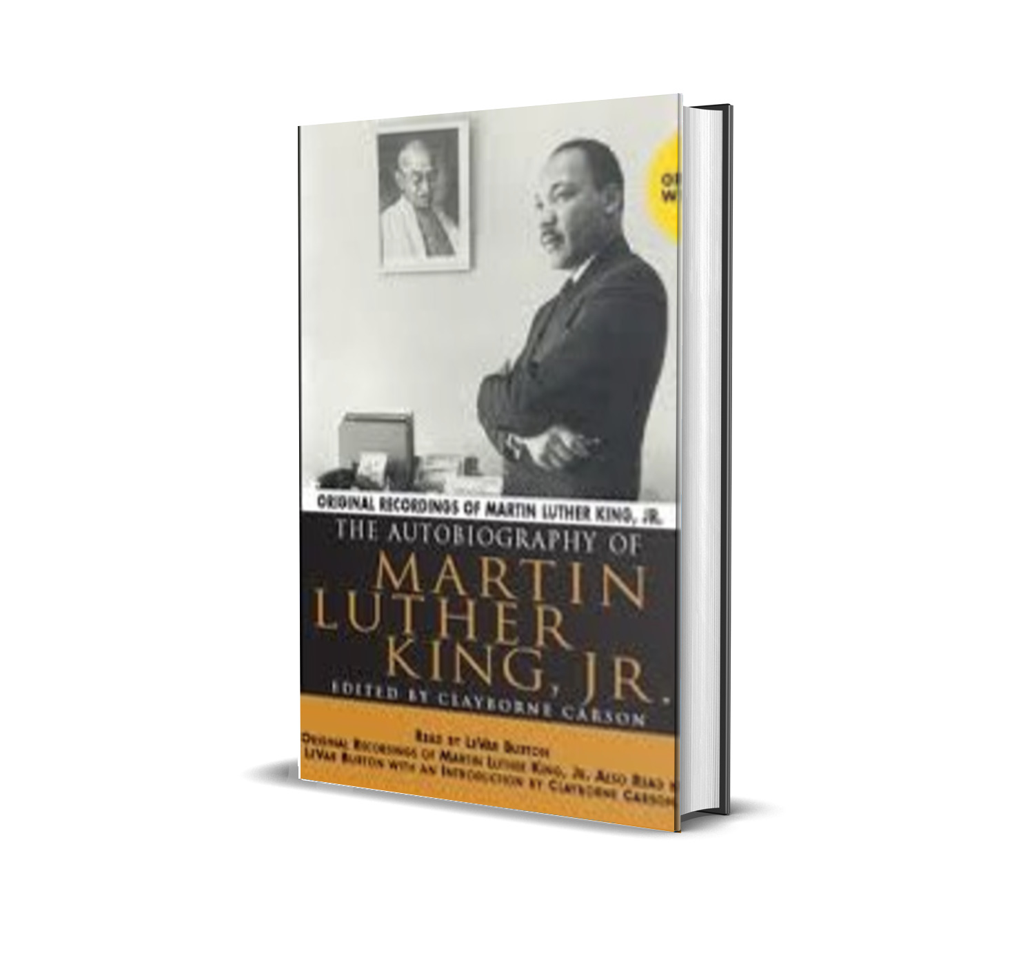 MARTIN LUTHER KING JNR AUTOBIOGRAPHY