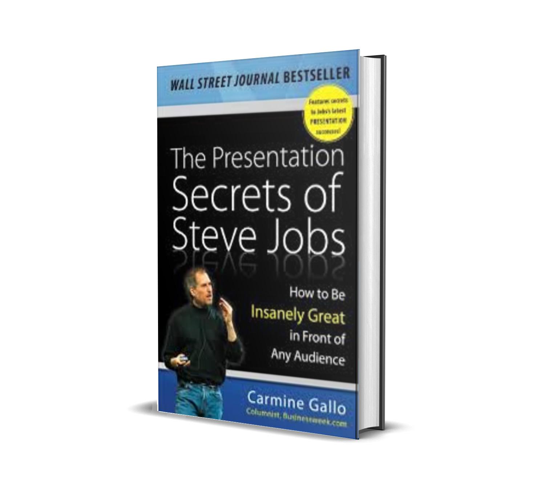 THE PRESENTATIONS SECRETS OF STEVE JOBS