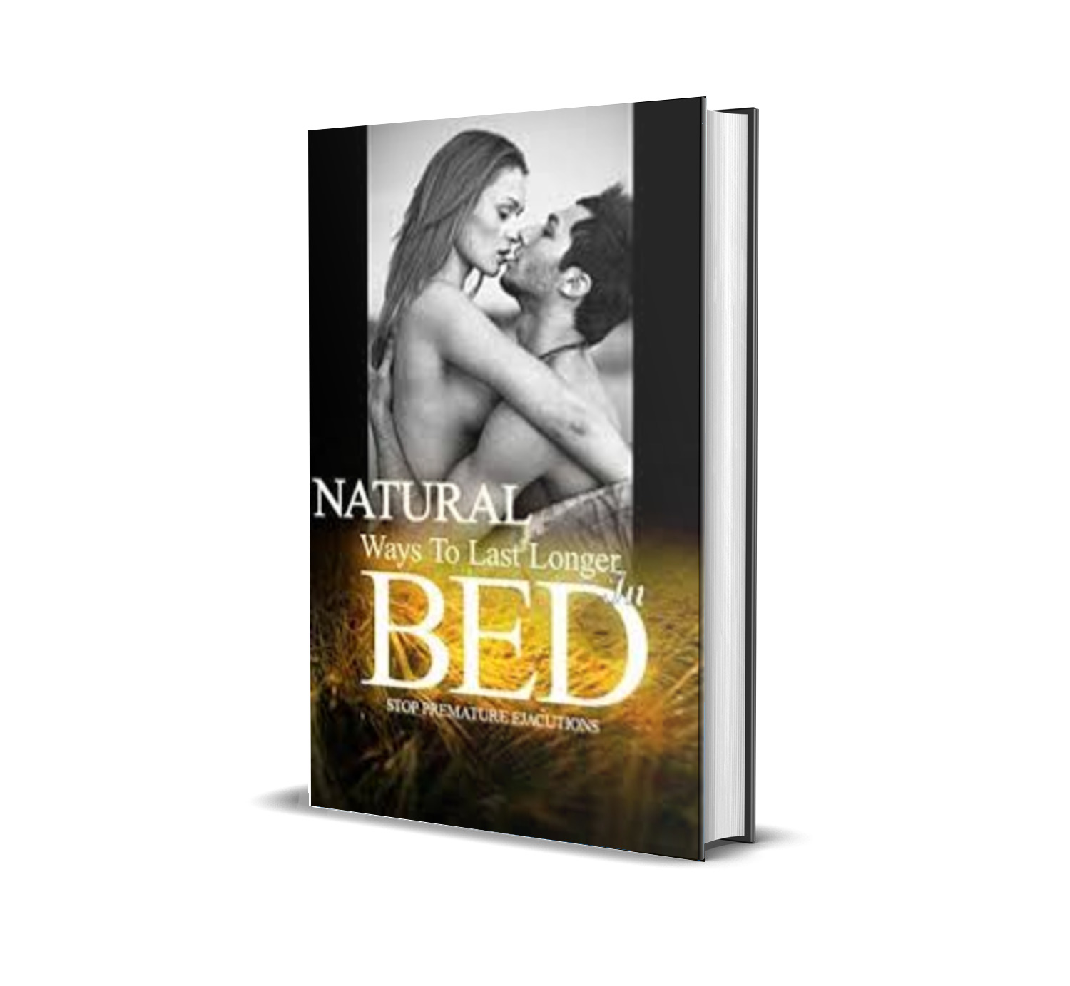 Natural ways to last longer in bed